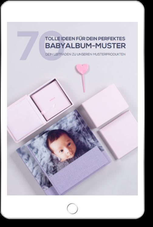 70 tolle ideen fur dein perfektes babyalbum-muster