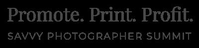 Savvy Photographer Summit