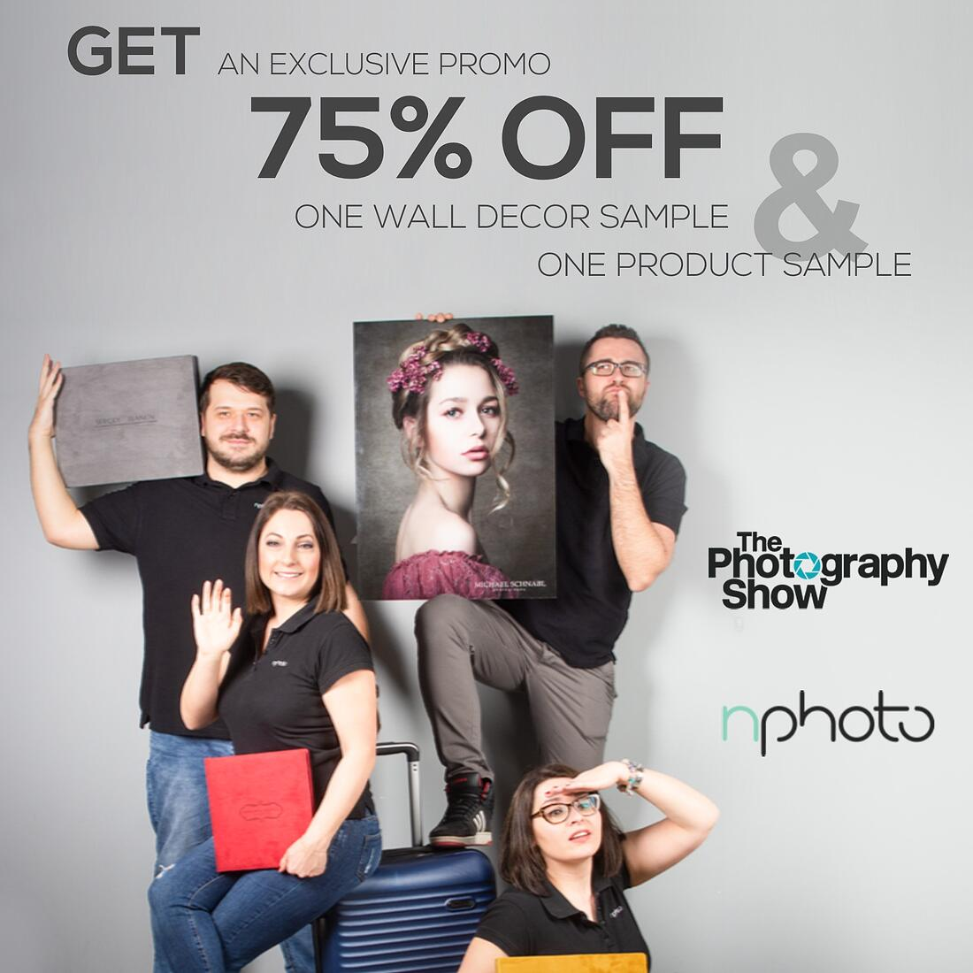 virtual show banner NEW OFFER