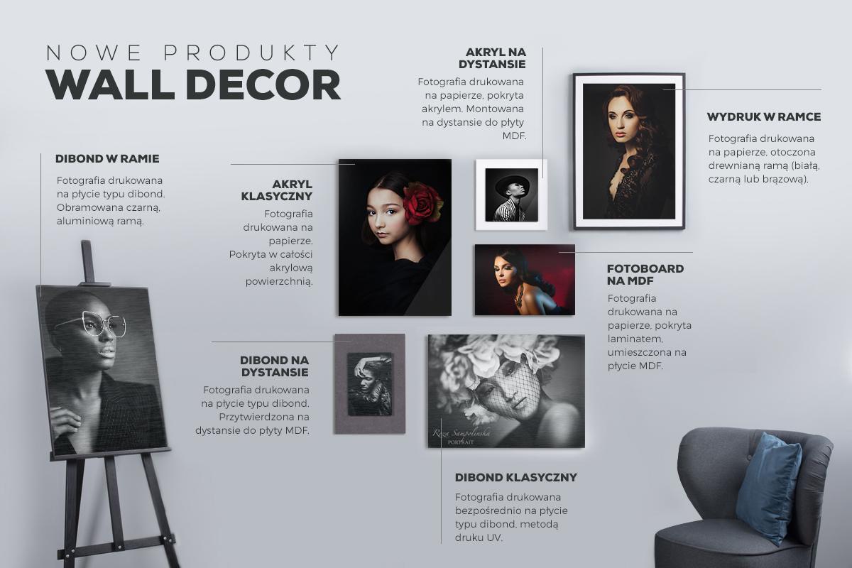 Produkty Wall Decor nPhoto