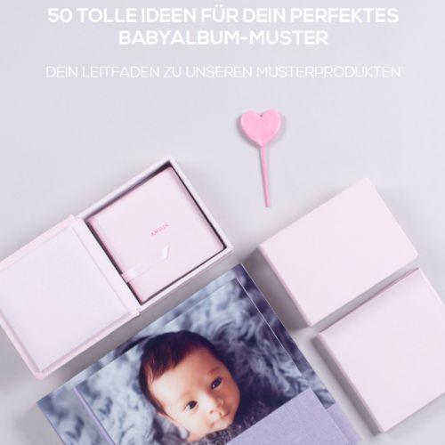 Muster-Handbuch für Neugeborenenfotografen
