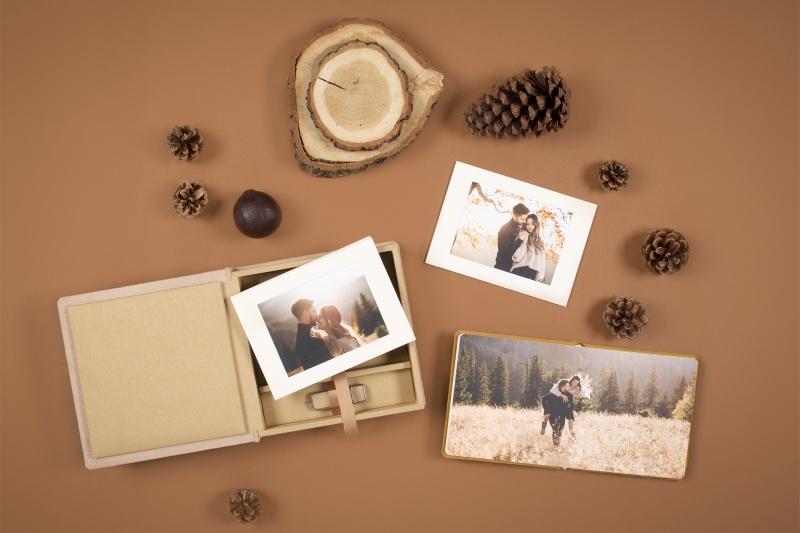 fall mini session theme - engagement photoshoot - foliobox, fine art print and photo album